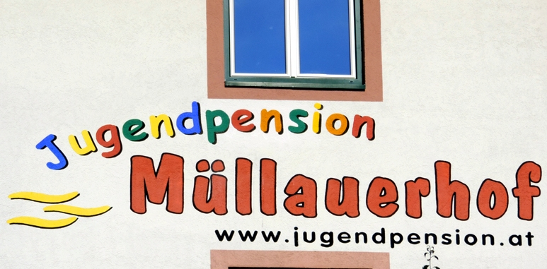 Logo Jugendpension Müllauerhof in Saalbach Hinterglemm